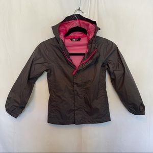 The North Face Dry Vent Girls Windbreaker